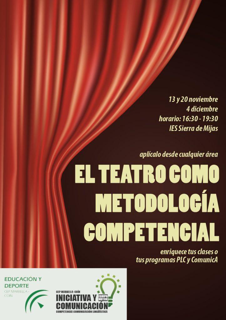 Teatro como metodología competencial